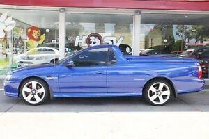 2006 Holden Ute VZ MY06 Thunder SS Blue 6 Speed Manual Utility Somerton Park Holdfast Bay Preview