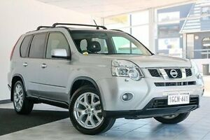 2010 Nissan X-Trail T31 Series III TI Silver 1 Speed Constant Variable Wagon Victoria Park Victoria Park Area Preview