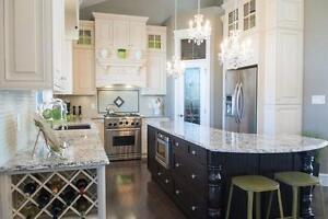 High Quality Custom Kitchens for your home renovation.  Total Turn Key Solution for your kitchen and renovation.