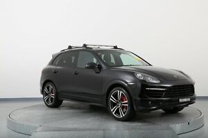 2013 Porsche Cayenne 92A MY14 GTS Tiptronic Black 8 Speed Sports Automatic Wagon Old Guildford Fairfield Area Preview