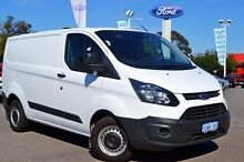 2014 Ford Transit Custom VN 290S Low Roof SWB White 6 Speed Manual Van Midland Swan Area Preview