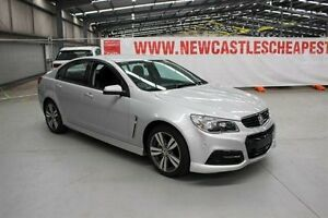 2015 Holden Commodore VF MY15 SV6 Silver 6 Speed Sports Automatic Sedan Maryville Newcastle Area Preview