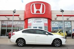 2013 Honda Civic Sdn Touring - SUMMER ROADTRIP READY -