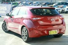 2015 Hyundai i30 GD3 Series II MY16 SR Red 6 Speed Sports Automatic Hatchback Pennant Hills Hornsby Area Preview