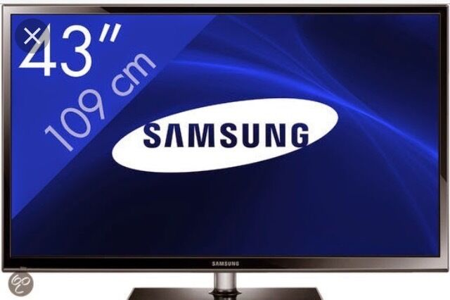 Samsung 43 inch TV cheapest on gumtree