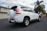 2016 Toyota Landcruiser Prado GDJ150R MY16 GXL (4x4) Glacier White 6 Speed Automatic Wagon Dalby Dalby Area Preview