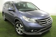 2014 Honda CR-V RM MY15 VTi Plus Blue 5 Speed Automatic Wagon Moonah Glenorchy Area Preview