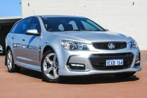 2015 Holden Commodore VF II MY16 SV6 Sportwagon Silver 6 Speed Sports Automatic Wagon Morley Bayswater Area Preview