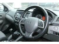 2016 Mitsubishi DOUBLE CAB PICK UP 2.4 DI-D 151PS 4Life 4WD Panel Van Diesel Man