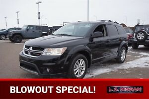 2015 Dodge Journey SXT 7 PASSENGER 3rd Row,  A/C,