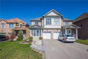 House for Rent: Semi-detached in Markham: 3+2 bed, 5 bath