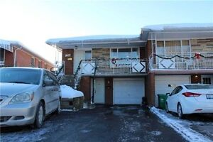 Well Maintained Semi-Detached 5 Level Back-Split Home