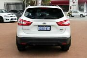 2016 Nissan Qashqai J11 TI White 1 Speed Constant Variable Wagon Fremantle Fremantle Area Preview