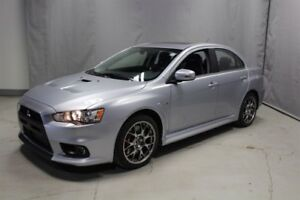 2015 Mitsubishi Lancer Evolution EVO AWD MR AUTO SUPER ALL-WHEEL