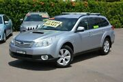 2012 Subaru Outback B5A MY12 2.0D AWD Silver 6 Speed Manual Wagon New Lambton Newcastle Area Preview