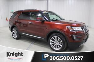 2016 Ford Explorer Limited Leather