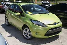 2010 Ford Fiesta WS LX Squeeze 4 Speed Automatic Hatchback Buderim Maroochydore Area Preview