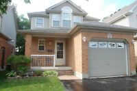 3 bedroom home with fully finished walk out basement