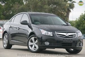 2011 Holden Cruze JG CDX Black 6 Speed Sports Automatic Sedan Upper Ferntree Gully Knox Area Preview