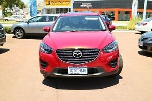 2016 Mazda CX-5 KE1032 Grand Touring SKYACTIV-Drive AWD Red 6 Speed Sports Automatic Wagon Wilson Canning Area Preview