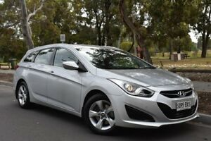 2014 Hyundai i40 VF2 Active Tourer Silver 6 Speed Sports Automatic Wagon St Marys Mitcham Area Preview