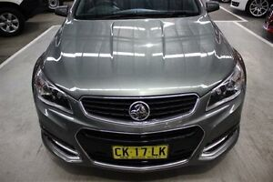 2015 Holden Commodore VF MY15 SV6 Storm Grey 6 Speed Sports Automatic Sedan Maryville Newcastle Area Preview