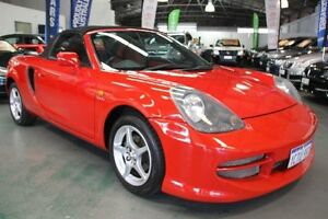 2001 Toyota Mr2 ZZW30R Spyder Red 5 Speed Sequential Manual Convertible Victoria Park Victoria Park Area Preview