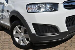 2015 Holden Captiva CG MY15 7 LS (FWD) White 6 Speed Automatic Wagon Zetland Inner Sydney Preview
