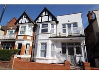 Ground Floor Flat - 3 Double Bedrooms - Private Rear Garden - Open Plan Reception - Available July