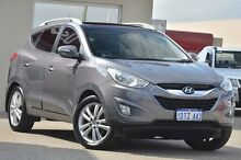 2011 Hyundai ix35 LM MY11 Highlander AWD Grey 6 Speed Sports Automatic Wagon Morley Bayswater Area Preview