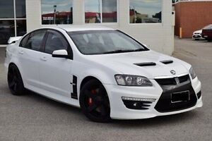 2009 Holden Special Vehicles GTS E Series 2 White 6 Speed Sports Automatic Sedan Bayswater Bayswater Area Preview