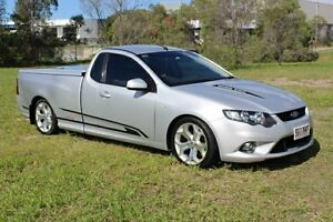 2009 Ford Falcon FG XR8 Ute Super Cab Silver 6 Speed Sports Automatic Utility Ormeau Gold Coast North Preview