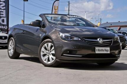 2015 Holden Cascada CJ MY15.5 Grey 6 Speed Sports Automatic Convertible