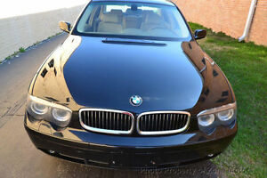 2006 BMW 7-Series 750LI V8 Berline