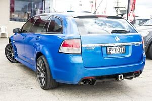 2010 Holden Commodore VE MY10 SS V Sportwagon Voodoo 6 Speed Sports Automatic Wagon Blacktown Blacktown Area Preview