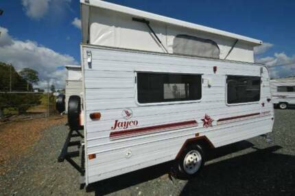 1996 Jayco Twin Bed 13ft Poptop