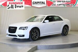 2017 Chrysler 300 300S - Sunroof, Nav