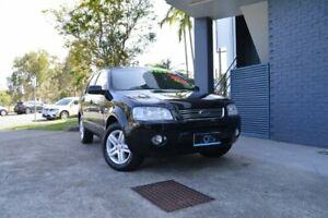 2005 Ford Territory SY TX Black 4 Speed Sports Automatic Wagon Ashmore Gold Coast City Preview