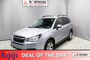2017 Subaru Forester AWD 2.5L Heated Seats,  Back-up Cam,  Bluet
