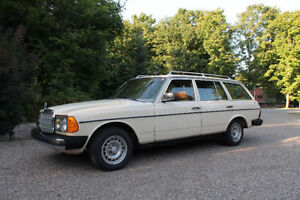 Wagon 1980 Mercedes-Benz 300TD Diesel NEED TO SELL FAST!