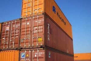 Conteneur container pour entreposage