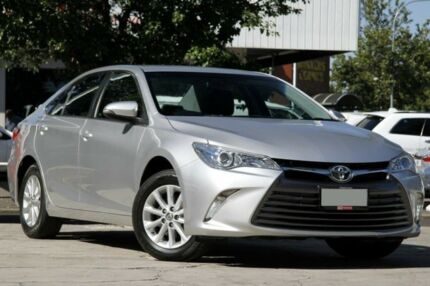 2015 Toyota Camry ASV50R Altise Silver Pearl 6 Speed Sports Automatic Sedan Adelaide CBD Adelaide City Preview