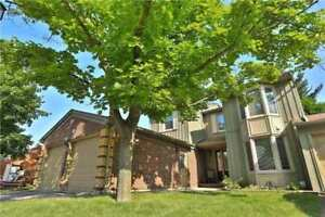 3 Bed Exec End Unit Townhome W/ 2 Car Grge + Fin W/O Bsmnt
