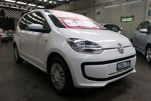 2013 Volkswagen UP! AA 5 Speed Manual Hatchback Mordialloc Kingston Area Preview