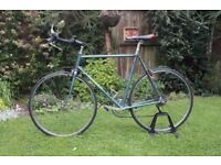 """Raleigh Classic Bike. ...a Raleigh Competition 23"""" Reynolds 531 tubing"""