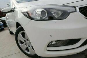 2014 Kia Cerato YD MY15 S White 6 Speed Automatic Sedan Waitara Hornsby Area Preview