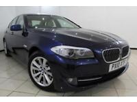 2010 10 BMW 5 SERIES 3.0 525D SE 4DR AUTOMATIC 202 BHP DIESEL