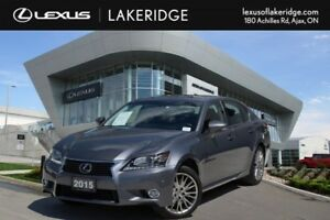 2015 Lexus GS 350 Executive, No Accidents, Fully Loaded, Mark Le