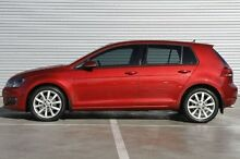 2013 Volkswagen Golf  Red Sports Automatic Dual Clutch Hatchback Ringwood East Maroondah Area Preview