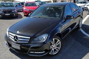 2013 Mercedes-Benz C250 W204 MY13 Avantgarde 7G-Tronic + Black 7 Speed Sports Automatic Sedan Keysborough Greater Dandenong Preview
